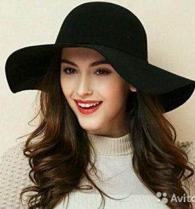 Шляпа, натуральная шерсть