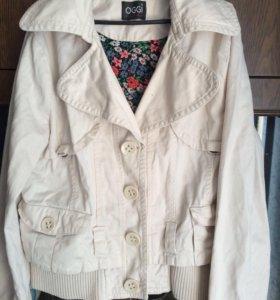 Весенняя куртка Oggi