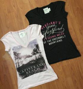 Новые футболки h&m