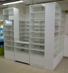 Торговый отдел 2,6 х 1,7 м новый