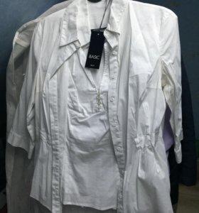 Рубашки р-р 44