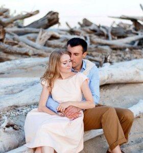 Love story на природе! Портретная сьемка Фотограф