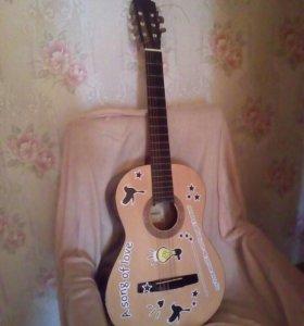 Гитара(акустик