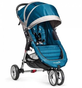 Baby Jogger City Mini Single трехколесная коляска