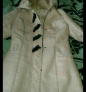 Дубленка,пальто