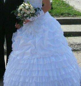 Прокат свадебное платье