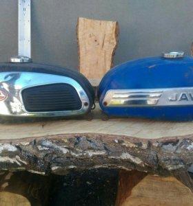 Бак на мотоцикл Jawa