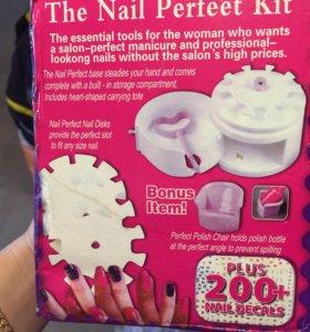 Новый набор для окрашивания ногтей
