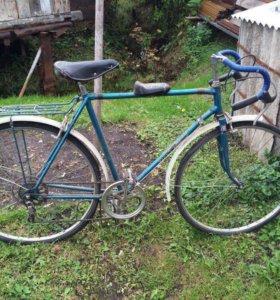 Ретро велосипед Турист