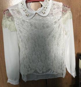 Блузы (цена за все 3).