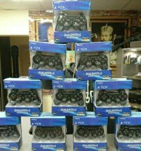 Джойстик PS3 +