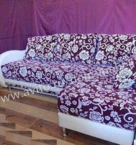 066 угловой диван