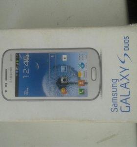 Продам Samsung Galaxy Duos срочно .