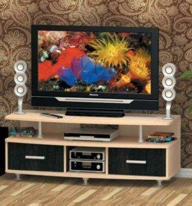 Тумбочка под телевизор ТВ13