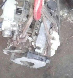 Двигатель Дэу Нексия 8 клапанов