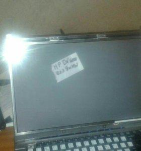 Замена дисплея на ноутбуке.