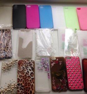 Новые чехлы iPhone 5/5s/5se