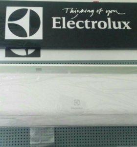 Кондицыоры Electrolux , Ballu ,рулонные шторы