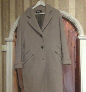 Дизайнерское пальто (весна-осень, тёплая зима)