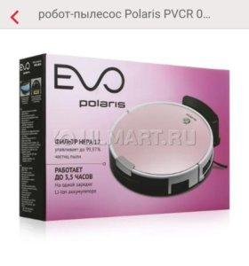 Новый робот-пылесос polaris 0826