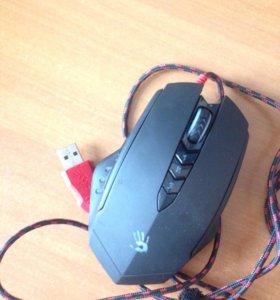 Игровая мышка A4TECH