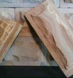 Декоративная плитка из песчаника