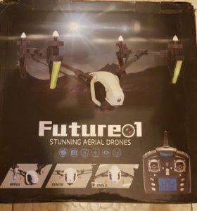 Квадракоптер новый !С камерой и передачей видео!