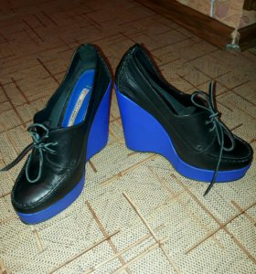 Туфли . Кожа. 36-37