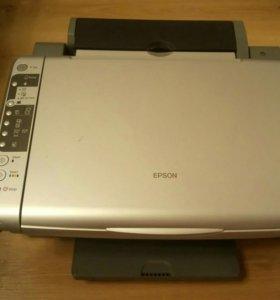 Принтер,сканер,копир.