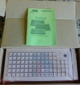 Клавиатура POS Posiflex KB 6600