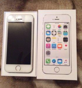 iPhone 5s на 16 gb оригинал