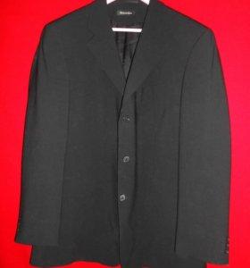 Винтажный шерстяной пиджак Benvenuto