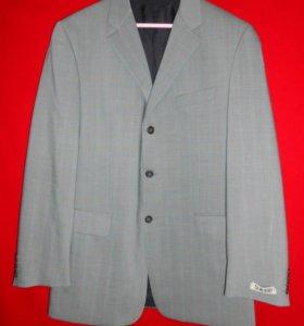 Винтажный шерстяной пиджак Sorano
