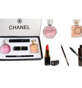 Подарочный набор Chanel Present Set 5 в 1