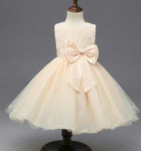 Новое красивое платье