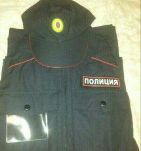 Летний костюм полиции (полевка)