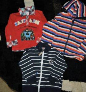 Кофты и рубашка