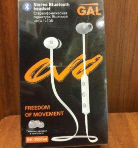Гарнитура Bluetooth GAL BH-2007