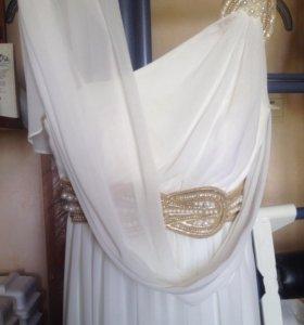 Платье на выпускной или свадьбу