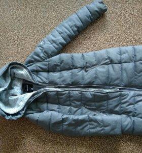 Куртка. Пуховик