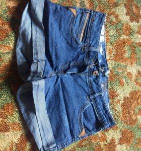 Джинсовые шорты оджи