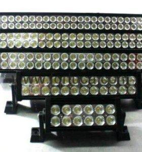 Светодиодные светильники (фары) автомобильные