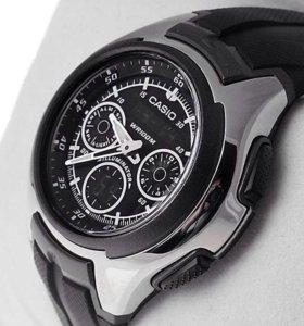 Мужские часы Casio AQ-163W-1B1