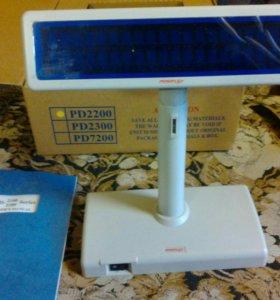 Дисплей покупателя Posiflex PD 2200