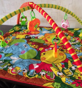 Игровой коврик со звуком