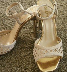 Туфли новые Италия