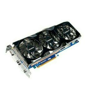 Видеокарта GIGABYTE GeForce GTX 570