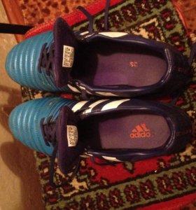 бутсы Adidas 38 РАЗМЕР