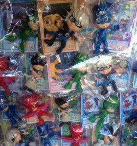 Новые Герои в масках