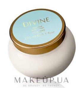 Парфюмированные крема для тела Divine и Pover